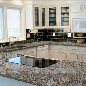 Granites vanitytops